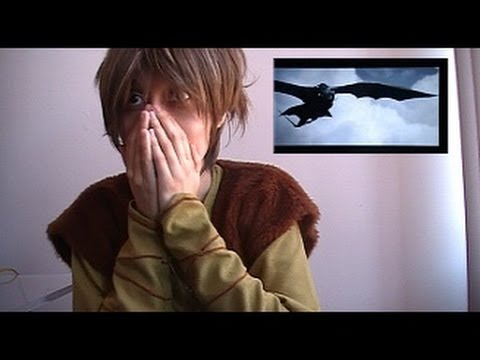 Hiccup's Reaction to: How to Train your Dragon 2 Trailer