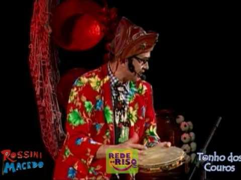 Tonho dos Couros - Reage Corno - DVD 1 parte 9