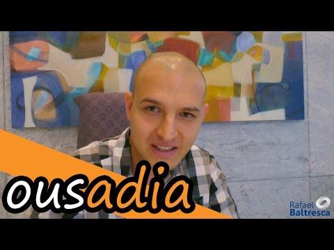 Ousadia - #DicasRafaelBaltresca