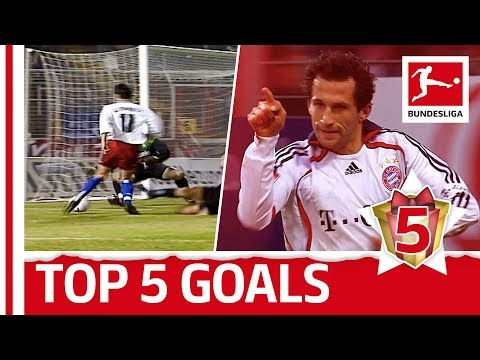 Hasan Salihamidzic - Top 5 Goals - Bundesliga 2017 Advent Calendar 5