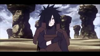 Naruto Shippuden MADARA vs everyone