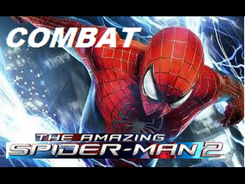 THE AMAZING SPIDER - MAN 2 :combates frenéticos