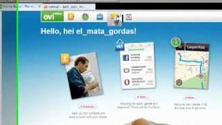 Tutorial Sobre Como Crear Cuentas @ovi.com