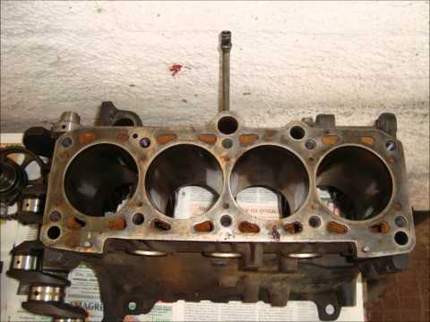 Oficina Mecânica - Retífica motor AP