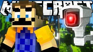 Minecraft : Hello Neighbor - XEM TRỘM ÔNG HÀNG XÓM - Tập 4 (Cùng Jaki Natsumi)