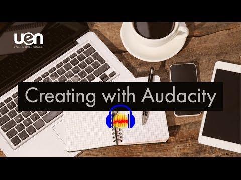 Audacity Part 3: Basic Editing