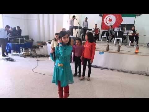 مسرحية من تقديم أطفال الجمعية التونسية للشباب