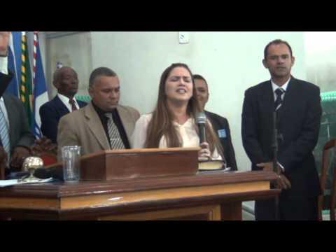 Sarah Farias XXIII Congresso de Jovens da UMADDEG 29 03 2013 I