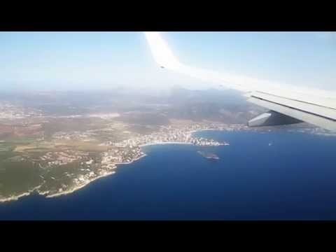 Ryanair - East Midlands to Majorca HD