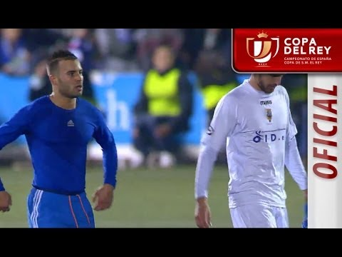 Resumen de Olimpic de Xativa (0-0) Real Madrid - HD