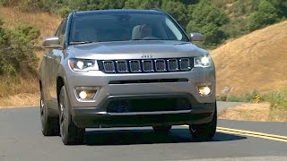 2017 Jeep Compass Limited. YouCar Car Reviews.