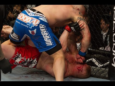 Brock lesnar vs Shane carwin FULL SHOW - UFC Fight Night