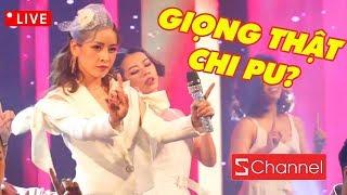 GIỌNG THẬT Chi Pu - CHO TA GẦN HƠN (I'm In Love)   Chi Pu hát live