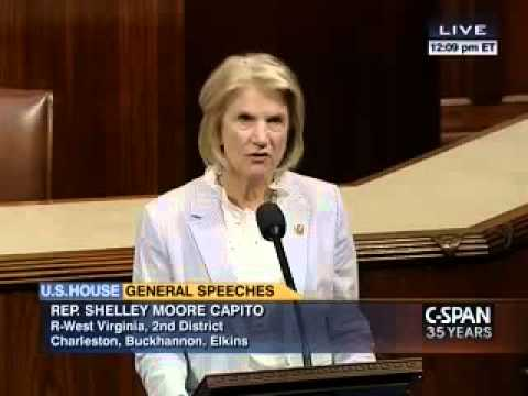 Rep. Capito introduces Women's Heart Health Resolution