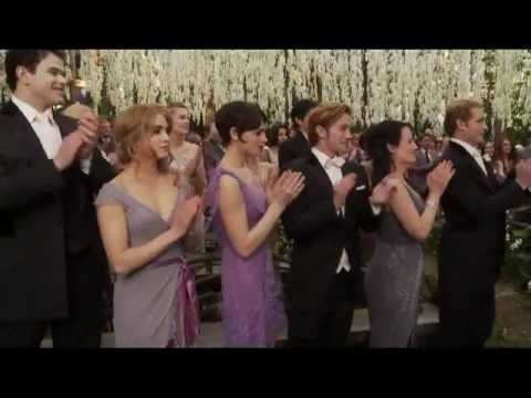 Edward & Bella's Private Wedding ( dvd extra Breaking Dawn part 1), This video is one of bonus from 'Breaking Dawn' dvd. Lot of love, sweetness and cuteness :)) Juts look at them, I'm sure I'm gonna miss them. Thanks to @netsbor