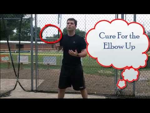 Youth Hitting Mechanics and Drills: Hitting Myths Solved: Back Elbow Up?