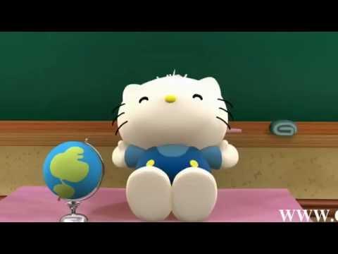 Mèo Hello Kitty dễ thương ai cũng thích - WWW.GAUBONGVIP.COM