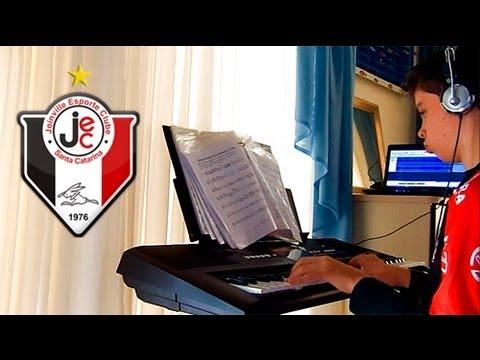 Hino do Joinville Esporte Clube/Piano Cover [HD]