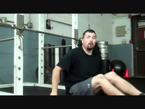 Recline Rows - Training for Throwers - PrimalATC.com
