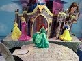 Disney Princess Pop Up Magic Castle Game with Belle + Ariel and other Disney Moive Princess