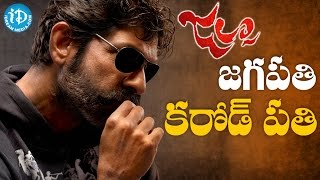 Jagapathi Babu turns handsome & stylish villain