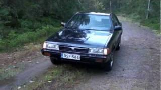 My Subaru Leone RX