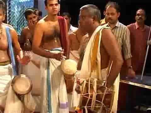 Panchavadyam-Thriprayar.
