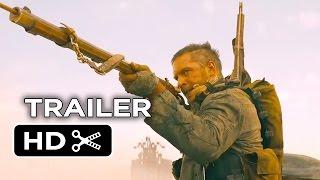 Mad Max: Fury Road Comic-Con TRAILER (2015) Tom Hardy