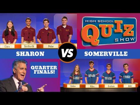 Quarterfinal #3: Sharon vs. Somerville
