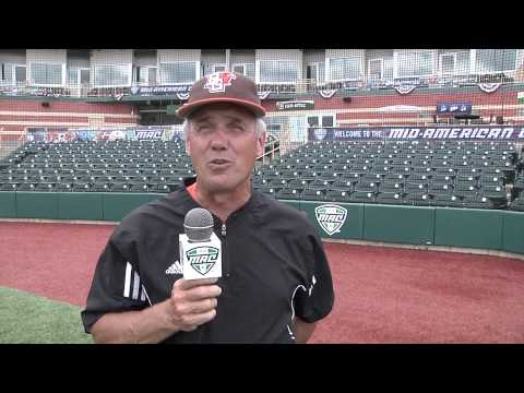 MAC Baseball Tournament Preview: Bowling Green Head Coach Danny Schmitz