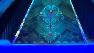Disney On ice Frozen Part One