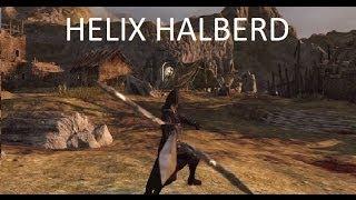 Dark Souls 2: How 2 Get The Helix Halberd (Secret Weapon
