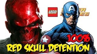 LEGO: Marvel Super Heroes Red Head Detention (FREE PLAY