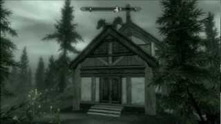 Skyrim Hearthfire : Lakeview Manor W/ Stone Quarry & Clay