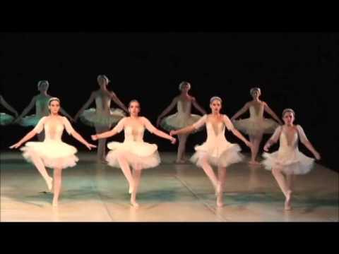 Ballet Stagium Academia de dança - Espetáculo 2012 - O Lago dos Cisnes.