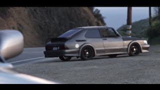 How Good is a Tuned Saab? - /TUNED. Drive Youtube Channel.