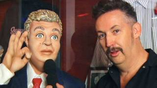 Laugh Factory: Laugh Factory Museum Tour