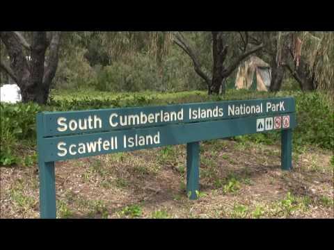 Scawfell Island