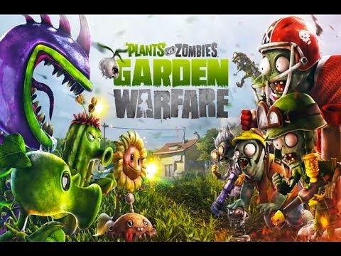 Plants vs Zombies Garden Warfare (Xbox One) Part 1