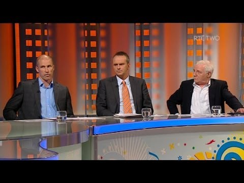 Dunphy and Cunningham disagree on England | RTÉ Soccer