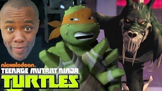 "RAHZAR! Ninja Turtles ""Shellacne"" Review : Black Nerd"