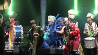 Mucca Pazza - Spectacle 2013