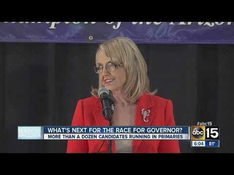 Governor Brewer decides not to seek another term