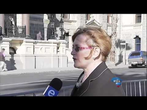 Helen Zille speaks on Madiba's death