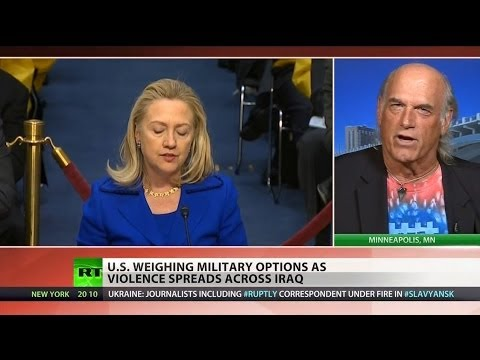 Jesse Ventura slams plans for new US intervention in Iraq