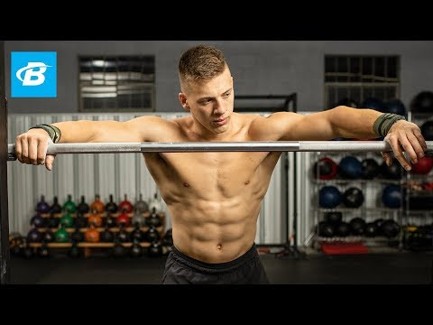 What is CrossFit?   Saxon Panchik