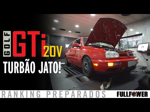 Golf GTI Mk3 motor 2.0 20V - Ranking Full Power