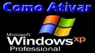 Como Ativar O Windows XP