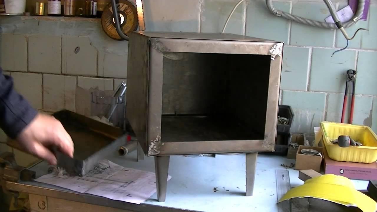 Печь для закалки металла своими руками 41