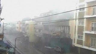 """Hao123-إعصار هايان """"الأعنف خلال العام الحالي"""" يجتاح الفلبين"""